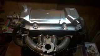 Капиталка Форд CVH  ч.2 . По цене ремонта мотора жигулей.