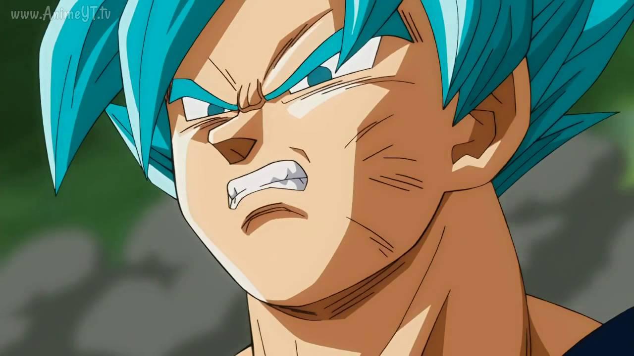 DBS 61 Ataque de espada de Goku Black [HD]