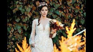 Стоимость и модель свадебного платья Назлы из сериала Полнолуние
