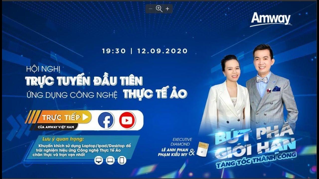 Teaser 3_Hội Nghị Trực Tuyến Đầu Tiên Ứng dụng Công nghệ Thực Tế Ảo