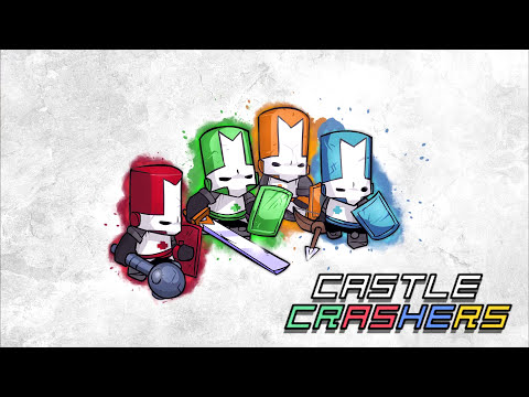 Castle Crashers Blacksmith theme