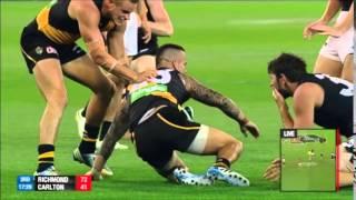Video AFL Carlton vs Richmond Round 2 2014 (Full Match) download MP3, 3GP, MP4, WEBM, AVI, FLV Oktober 2017