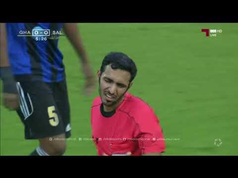 مباراة : السيلية 3 - 2 الغرافة دوري نجوم QNB