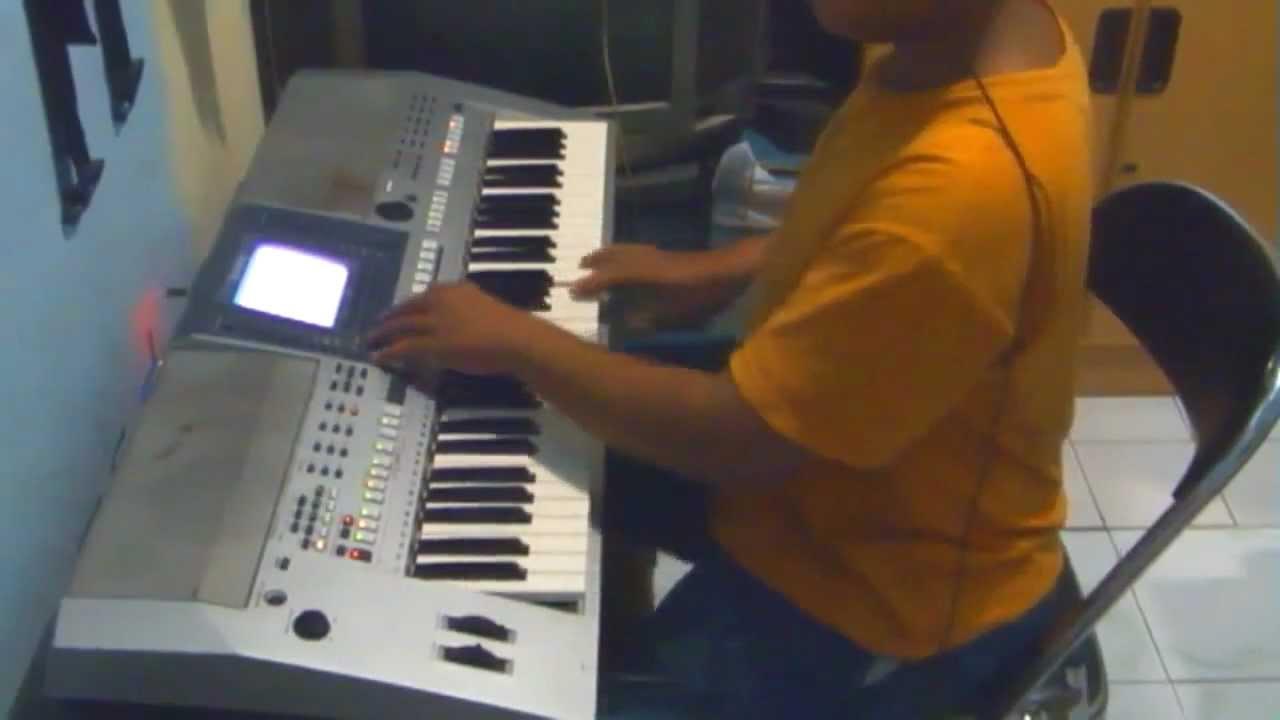 Secangkir Kopi (Menggunakan Yamaha PSR S700) - YouTube