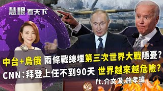 俄國指控美與北約把烏克蘭變火藥桶 歐洲戰場隨時開打? 緬甸最慘