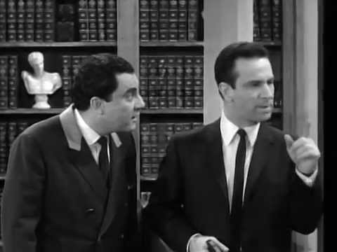 Maxwell Smart and Dr. Smith
