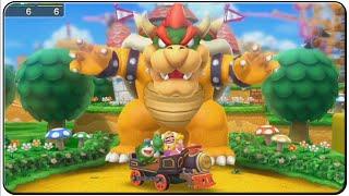 Mario Party 10 Walkthrough Mushroom Park (Bowser Party)