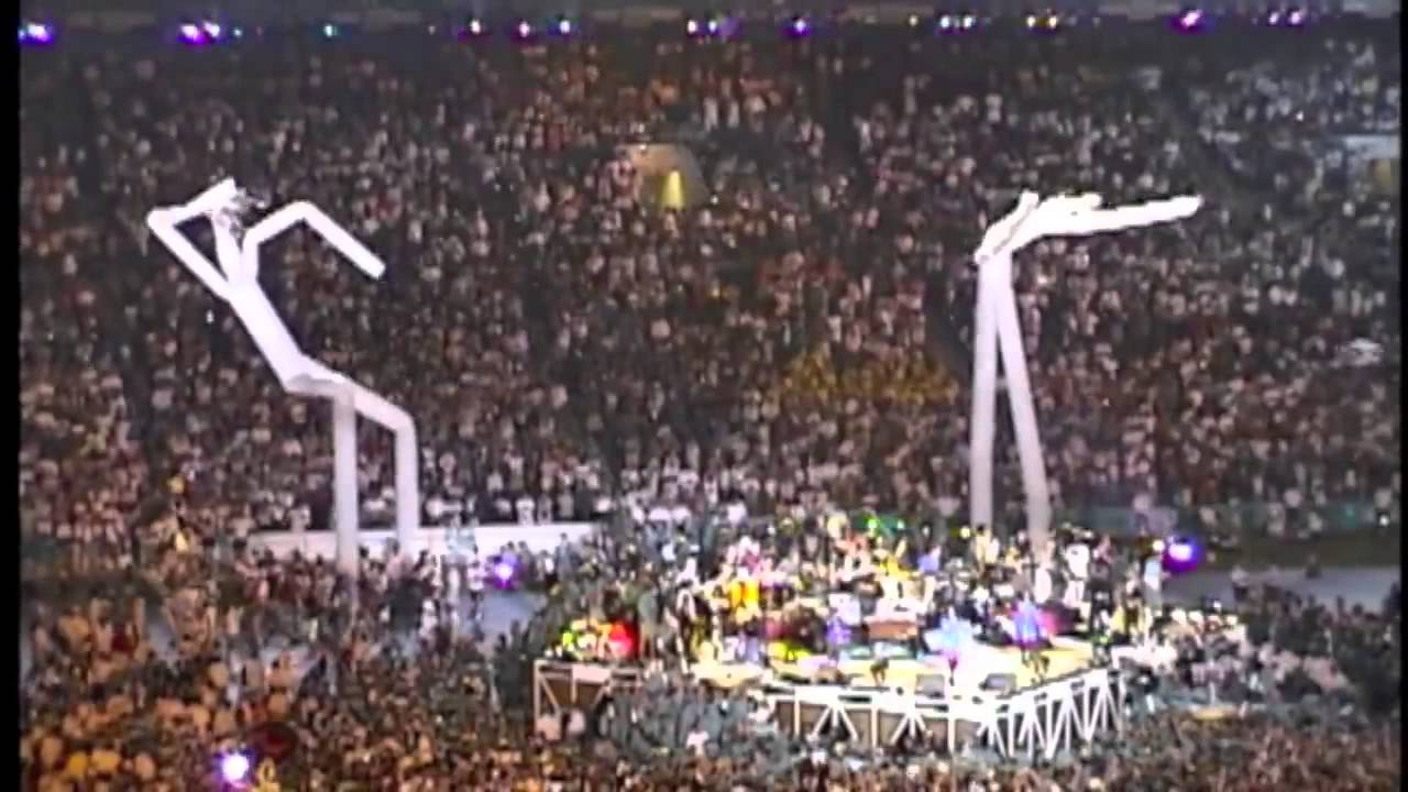 AirDD's Fly Guys At The 1996 Olympics Games