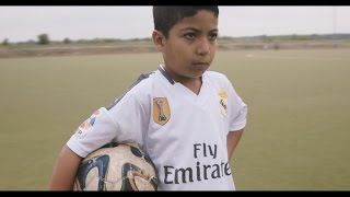 Germany: Syrian Refugee Kid Dreams Of Football Fame
