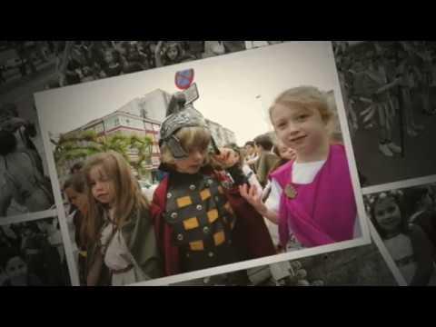 Arde Lucus  Día I ► Los niños, protagonistas