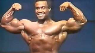 Mike Ashley @ 1987 Mr  Olympia