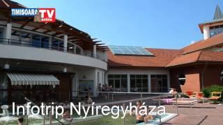 Infotrip la Nyregyhaza strand, zoo, lac statiune