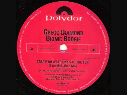 Gregg Diamond & Bionic Boogie - Cream