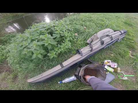 Small River Barbel Fishing