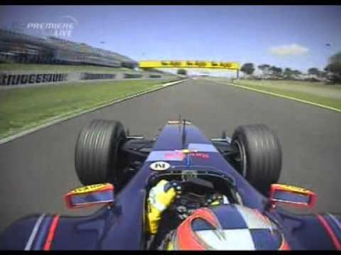 Vitantonio Liuzzi Formula 1 Onboard 2005 Spain