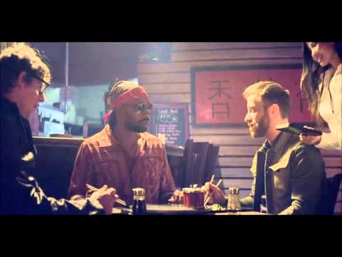 The Black Keys with RZA - The Baddest Man Alive