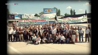 Wasser ist Menschenrecht! Stoppt die Privatisierung des Wassers in Griechenland