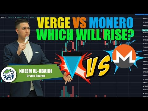 Why Verge ($XVG) WILL Rise Past Monero ($XMR)!