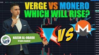 Why Verge ($XVG) WILL Rise Past Monero ($XMR)!