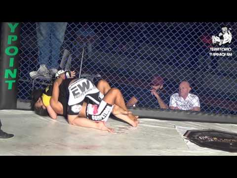Natalia vs Cris Macfer - BH Sparta 8