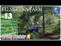 Download FS19 PS4: Felsbrunn Farm - Episode 13: Scavenging Logs