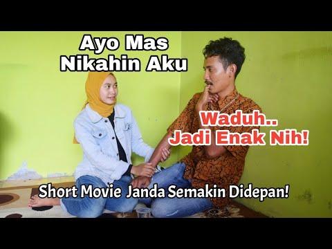 Short Movie Janda Semakin Di Depan Film Pendek Komedi Youtube