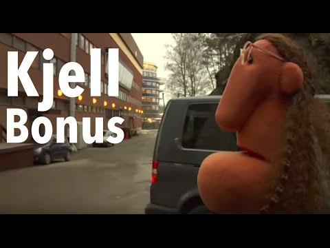 Kjell  S02 Bonus - Röker Sig Själv
