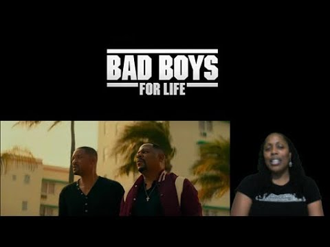 BAD BOYS FOR LIFE – Official Trailer #2  (2020) | Reaction