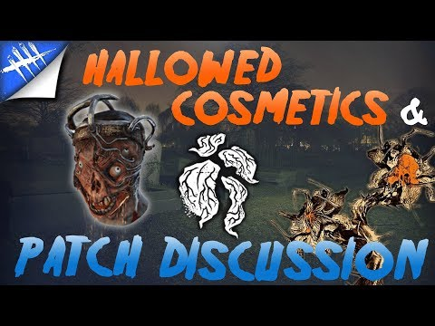 Hallowed Blight Cosmetics and Patch Discussion streaming vf