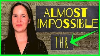 Learn English   The IMPOSSIBLE 😳consonant cluster: THR   How to Speak English   Rachel's English