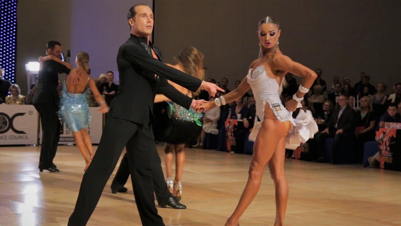 Riccardo Cocchi - Yulia Zagoruychenko I Rumba I World Pro Latin 2019