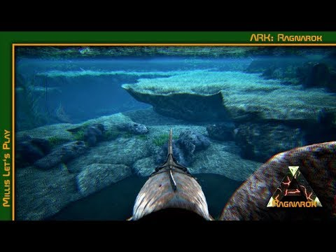 Ark Survival Evolved Ragnarok 89 Unterwasser Wüstentour German