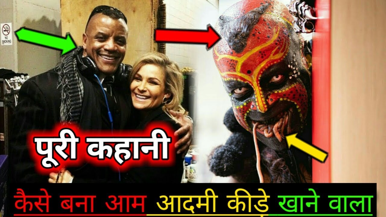 Download Boogeyman Life Story In hindi!  Boogeyman Eating Worms in Hindi ! WWE superstar!
