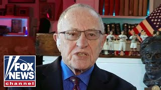 Dershowitz: You can