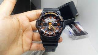 Casio G-Shock GAS-100BR-1A Original BEGARANSI RESMI