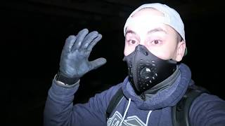 3AM CHALLENGE ALONE AT THE ABANDONED FARM