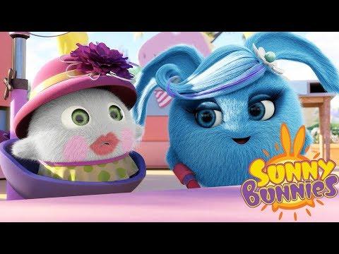 Cartoons for Children | SUNNY BUNNIES - MAKE UP DOLL | Funny Cartoons For Children