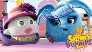 Cartoons for Children | SUNNY BUNNIES - MAKE UP DOLL | Funny Cartoons For Children