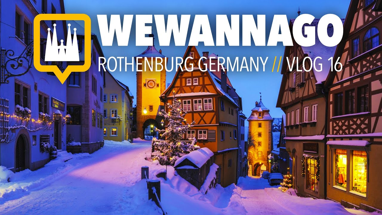 Rothenburg: Medieval Criminal Museum & The Christmas Store ...