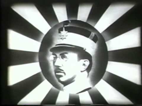 U.S. war department anti-Japanese propaganda film 1945