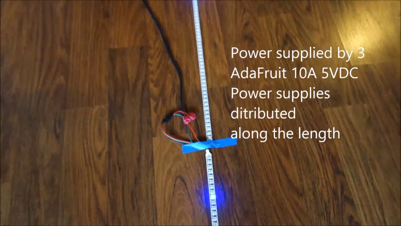 NeoPixels Revealed: How to (not need to) generate precisely timed