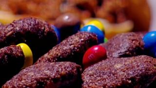 كوكيز الشوكولاتة بدون خبز - غادة التلي