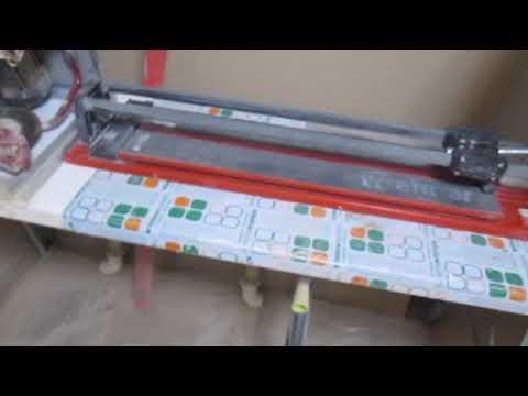 Ручной плиткорез WALMER 800