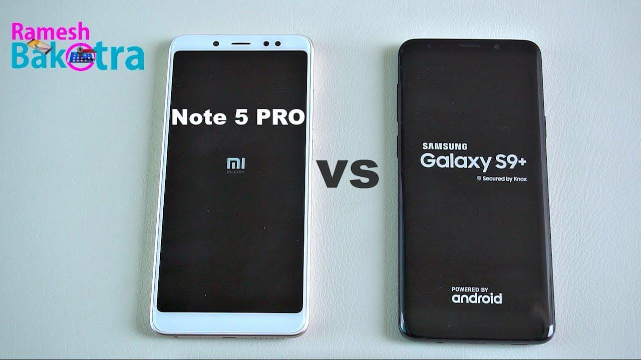 Samsung s9 plus vs samsung a6 plus