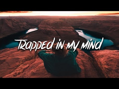 Adam Oh - Trapped In My Mind (Lyrics / Lyric Video)
