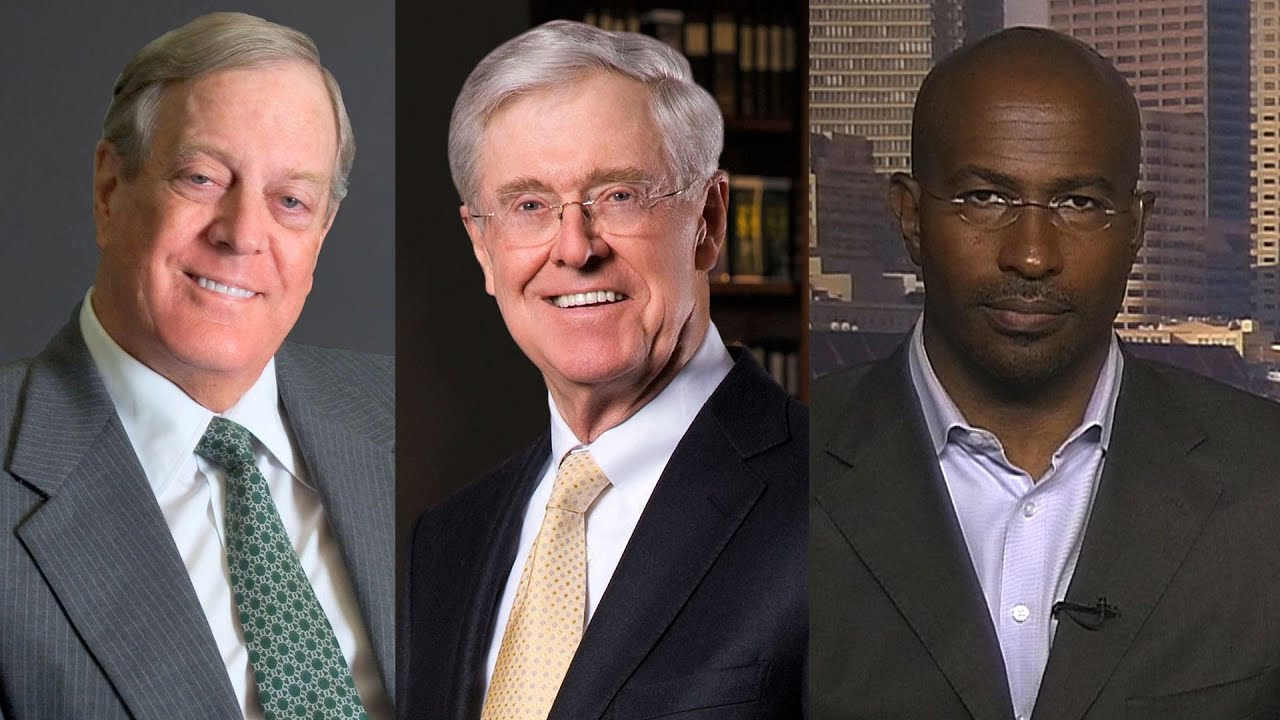 Why Are the Koch Brothers & Van Jones Teaming Up to End Mass Incarceration?