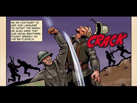 How comics change mainstream narratives about Native Americans