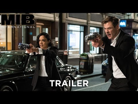 MEN IN BLACK™: INTERNATIONAL - Trailer - Ab 13.6.19 im Kino!