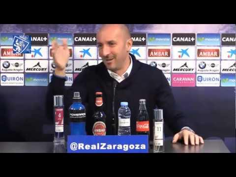 Ranko Popovic en rueda de prensa - 16/01/2015