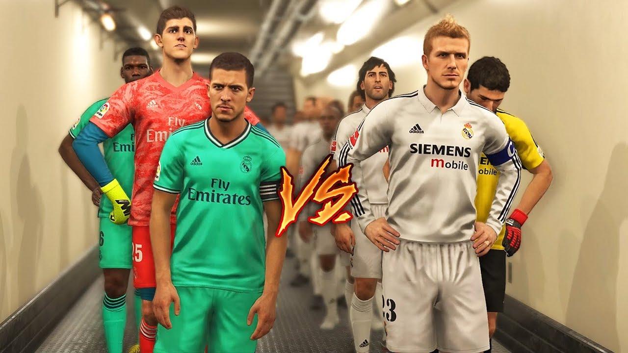 Spieler Real Madrid 2020